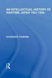 Intellectual History of Wartime Japan