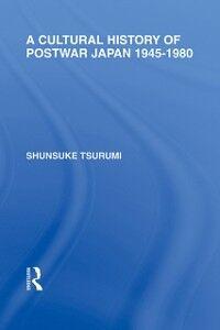 Ebook in inglese Cultural History of Postwar Japan Tsurumi, Shunsuke