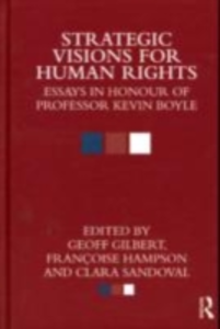 Ebook in inglese Strategic Visions for Human Rights -, -