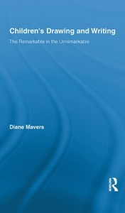 Ebook in inglese Children's Drawing and Writing Mavers, Diane