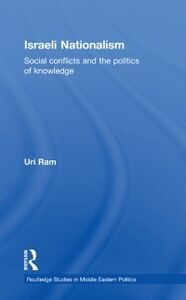 Ebook in inglese Israeli Nationalism Ram, Uri