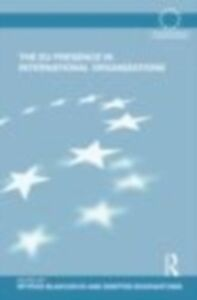 Ebook in inglese EU Presence in International Organizations