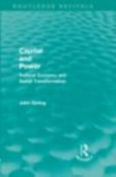 Capital and Power (Routledge Revivals)