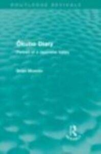 Ebook in inglese Okubo Diary (Routledge Revivals) Moeran, Brian