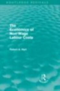 Ebook in inglese Economics of Non-Wage Labour Costs (Routledge Revivals) Hart, Bob