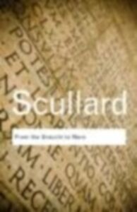 Ebook in inglese From the Gracchi to Nero Scullard, H.H.