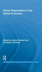 Ebook in inglese Social Regionalism in the Global Economy -, -