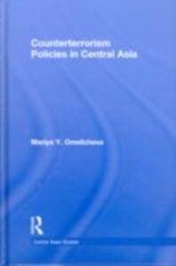Ebook in inglese Counterterrorism Policies in Central Asia Omelicheva, Mariya Y.