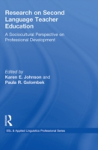 Ebook in inglese Research on Second Language Teacher Education -, -
