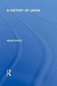 Ebook in inglese History of Japan Saito, Hisho