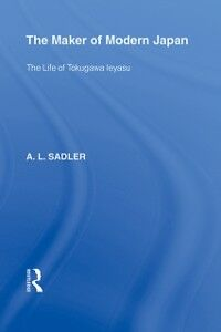 Foto Cover di Maker of Modern Japan, Ebook inglese di A L Sadler, edito da
