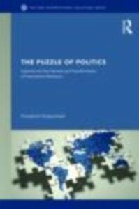 Ebook in inglese Puzzles of Politics Kratochwil, Friedrich