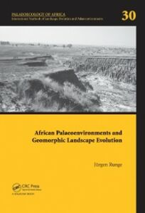 Ebook in inglese African Palaeoenvironments and Geomorphic Landscape Evolution -, -
