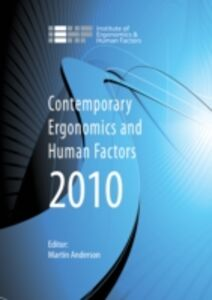 Ebook in inglese Contemporary Ergonomics and Human Factors 2010 -, -