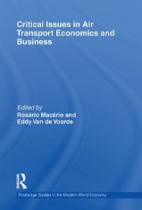 Ebook in inglese Critical Issues in Air Transport Economics and Business -, -