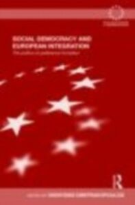 Ebook in inglese Social Democracy and European Integration