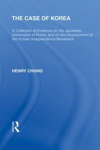 Ebook in inglese Case of Korea Chung, Henry