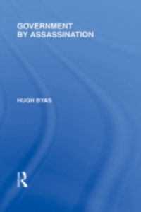 Ebook in inglese Government by Assassination Byas, Hugh
