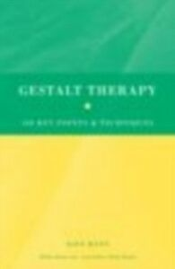 Ebook in inglese Gestalt Therapy Mann, Dave