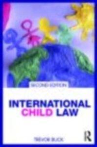 Ebook in inglese International Child Law 2/e Buck, Trevor