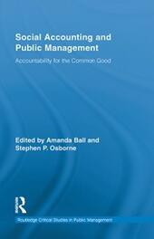 Social Accounting and Public Management
