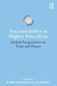 Ebook in inglese Accountability in Higher Education -, -