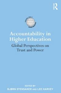 Ebook in inglese Accountability in Higher Education -, -