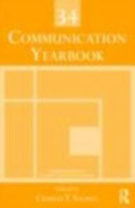 Ebook in inglese Communication Yearbook 34 -, -