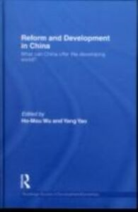 Foto Cover di Reform and Development in China, Ebook inglese di  edito da