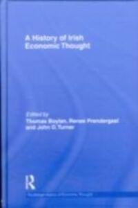 Ebook in inglese History of Irish Economic Thought