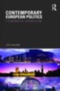 Foto Cover di Contemporary European Politics, Ebook inglese di Jose Magone, edito da