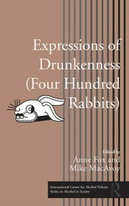 Ebook in inglese Expressions of Drunkenness (Four Hundred Rabbits) -, -