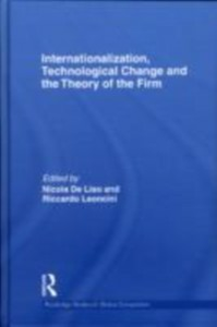 Ebook in inglese Internationalization, Technological Change and the Theory of the Firm -, -