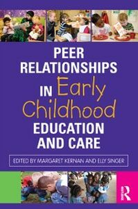 Foto Cover di Peer Relationships in Early Childhood Education and Care, Ebook inglese di  edito da