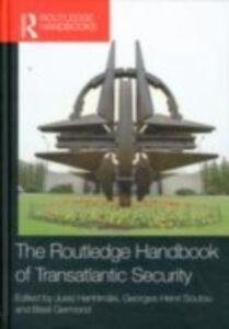 Ebook in inglese Routledge Handbook of Transatlantic Security