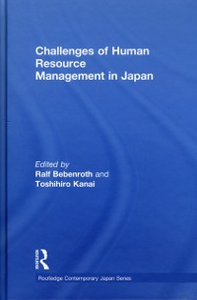Ebook in inglese Challenges of Human Resource Management in Japan -, -