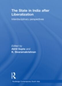 Ebook in inglese State in India after Liberalization -, -