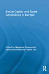 Ebook in inglese Social Capital and Sport Governance in Europe -, -