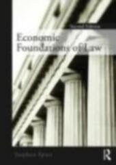 Economic Foundations of Law second edition