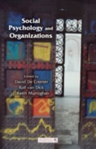 Ebook in inglese Social Psychology and Organizations -, -