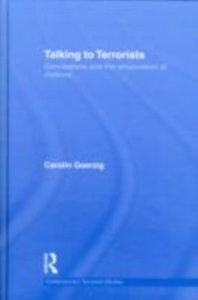 Ebook in inglese Talking to Terrorists Goerzig, Carolin