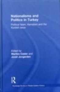 Foto Cover di Nationalisms and Politics in Turkey, Ebook inglese di  edito da
