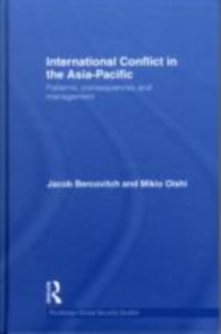 Ebook in inglese International Conflict in the Asia-Pacific Bercovitch, Jacob , Oishi, Mikio