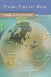 Ebook in inglese Strategy Execution MacLennan, Andrew