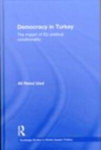 Ebook in inglese Democracy in Turkey Usul, Ali Resul