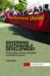 Ebook in inglese Governing Sustainable Development Death, Carl