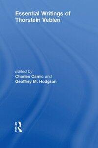 Ebook in inglese Essential Writings of Thorstein Veblen -, -