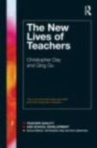 Ebook in inglese New Lives of Teachers Day, Chris , Gu, Qing