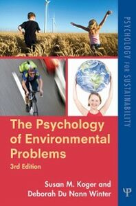 Foto Cover di Psychology of Environmental Problems, Ebook inglese di Susan M. Koger,Deborah DuNann Winter, edito da
