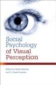 Foto Cover di Social Psychology of Visual Perception, Ebook inglese di  edito da